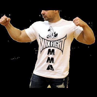 MAX FIGHT - MMA БОЙЦИ С КЪС РЪКАВ - БЯЛА