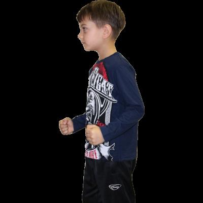 Max Fight - Детска тениска Blaze & Glory