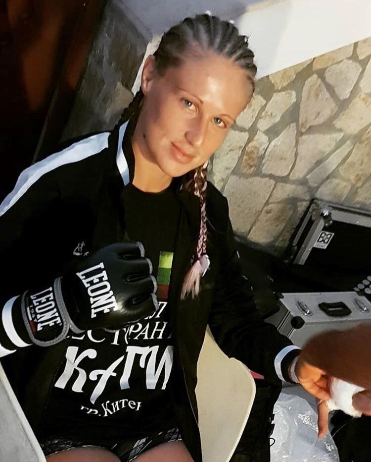Запознайте се с: Анита Доганова
