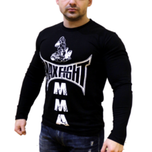 MAX FIGHT - T-shirt - long sleeves-fighters - New