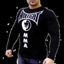 MAX FIGHT - T-shirt -long sleeves -PITBULL -  New