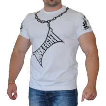MAX FIGHT CHAIN Т- shirt- white