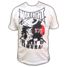 MAXFIGHT Samurai T-shirt