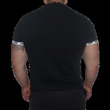 Тениска MAXFIGHT & E.C.C.C. - черна