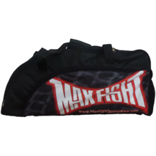 MAX FIGHT Sack- Black mesh