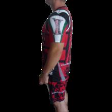Спортен екип MAXFIGHT - Червен