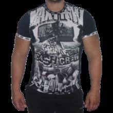 MAXFIGHT & E.C.C.C. - T-shirt black