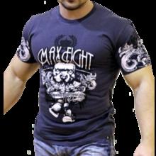 MAX FIGHT - shirt PITBULL graffiti short sleeves