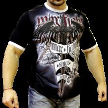 MAX FIGHT ТЕНИСКА С КЪС РЪКАВ МЕЧ 2