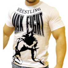 MAX FIGHT - WRESTLING - WHITE