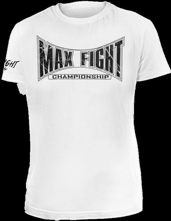Fighting Since We Are Alive - MAX FIGHT Тениска